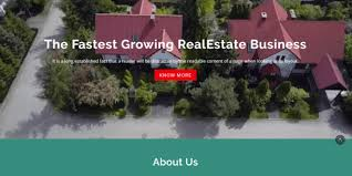 Real Estate Website Templates Interesting 48 Best Free Real Estate Html Website Templates 4818 Free Download