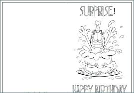 Happy Birthday Cards Printable Free Printable Happy Birthday Card