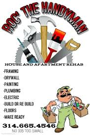 free handyman flyer template handyman flyer free templates invoice template appily co