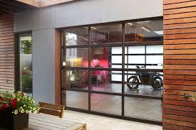 great insulated glass garage doors