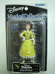 Amazon.com: Disney's Magical Collection #86 Jane Porter from Tarzan: Toys &  Games