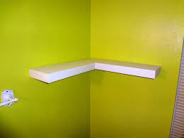 accessories glamorous wall mounted corner shelf how to books image of unit shelf