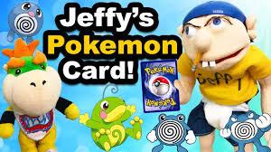 sml jeffy s pokemon card