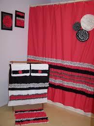 bathroom bathroom curtain shower and rug set sets amazing croscill bath bathroom curtain shower