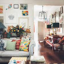 Interiors Anna Spiros Colourful Home Cool Chic Style Fashion - Home fashion interiors