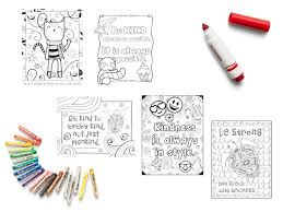 Kindness coloring pages are a fun way for kids of all ages to develop creativity, focus, motor skills and color recognition. Kindness Coloring Pages Free Sample Page Art Is Basic An Elementary Art Blog