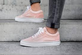 vans pink. vans old skool metallic dots rose span pink pastel
