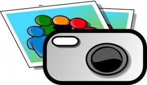 Risultati immagini per clip art galleria fotografica