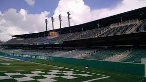 Tu Football Stadium Seating Chart Tulane Football Yulman Stadium Seating Chart Interactive
