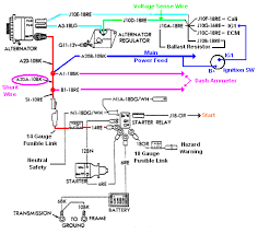 high output alternator wiring diagram wiring diagram schematics high output alternator recommendations