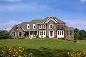 southern living house plan orange grove new reserves at wheatlands new homes in waterford va