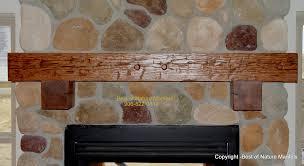 oak fireplace mantel horizontal peg placement corbels