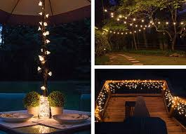 outdoor wedding lighting decoration ideas. outdoor and patio lighting ideas wedding decoration