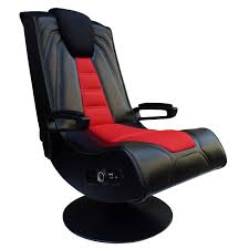 com x rocker 51092 spider 2 1 gaming chair wireless with vibration sports outdoors
