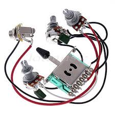 guitar wiring harness kits ewiring wiring kits stewmac com guitar wiring harness