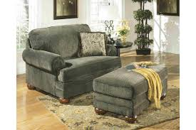 Large Swivel Chairs Living Room Furniture Chair And A Half With Ottoman Comfy Oversized Chair