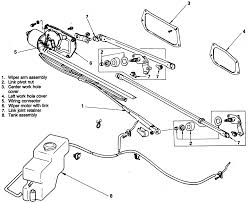 Repair guides in windshield wiper motor wiring
