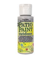 decoart patio paint outdoor 2 fl oz acrylic paint