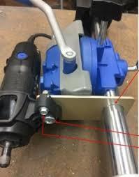 dremel drill press. dremel drill press modification l