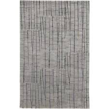 asha gray 9 ft x 13 ft area rug