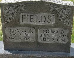 Herman Courtney Fields (1891-1972) - Find A Grave Memorial