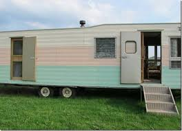 Small Picture Vintage 1960 Time Capsule Rollohome Mobile Home Trailer For Sale