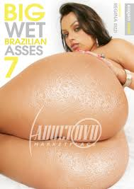Big Wet Brazilian Asses 7 DVD Elegant Angel