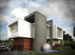 Single Story Flat Roof House Plans Smartness Ideas Modern Home ...