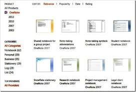 Onenote 2010 Project Management Templates Microsoft Templates For Onenote 2013 One Note Microsoft