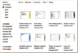 Onenote Templates 2013 Microsoft Templates For Onenote 2013 One Note Microsoft