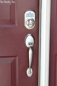 H Lowes Door Handles With Regard To Dress Up Your Doors 100 Giveaway Idea 1