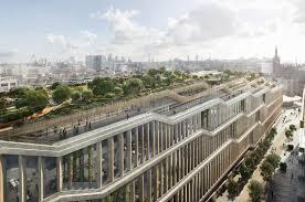 Google Architecture Design Google Unveils Designs For Sprawling London Headquarters
