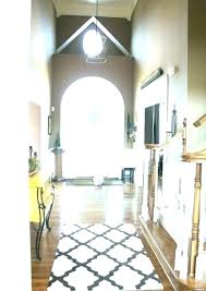 small indoor entryway rugs rug entry size of way foyer area