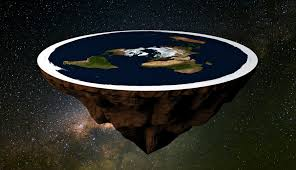 conspiracy theorist you can t fall off flat earth edge due to pac man effect sfgate