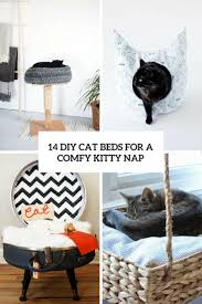diy cat beds for a comfy kitty nap cover