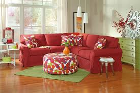 sofa craftsman style red sofa living room. interesting craftsman craftmaster cottage style slipcover sofa with rolled arms and kick pleat  skirt belfort furniture sofas home decor  on craftsman red living room
