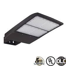 Led Shoebox Light 300w Led Shoebox Gen3 Light 300w 39000lm Adjustable Ym Dlc Ul
