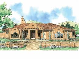 spanish style ranch house plans small old hacienda homes