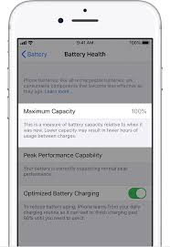 Plenty of people baby their phones and see a capacity loss, while people like my wife abuse their phones and still have great capacity (93% on a launch day x). Iphone Battery And Performance Apple Support