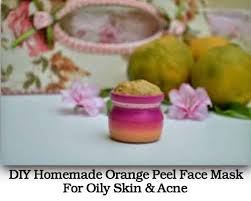 diy homemade orange l face mask for oily skin acne photo credit to wildturmeric