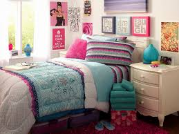 warm blue wall paint color shades of teenage girls bedroom design charming with beauteous art decor beauteous pink blue