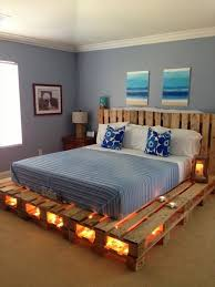 30 Unique DIY Bed Frame Ideas - DIY Home Art