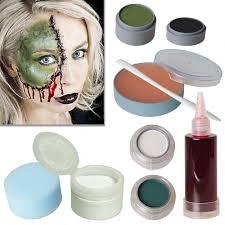 makeup set bride of frankenstein