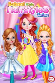 kids hair styles makeup artist s salon 1 0 9 screenshot 1