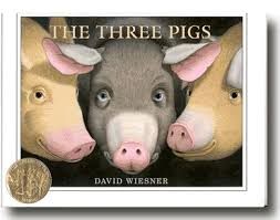 the three pigs cover