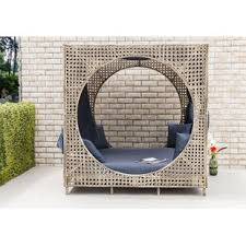 Outdoor Daybeds You'll Love | Wayfair
