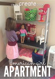 your kids and american girl dolls will love this easy diy american girl doll apartment