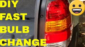 Change Brake Light 2014 Ford Escape Change Replace Ford Brake Light Running Light Reverse Light Ford Escape