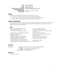 Examples Resumes Resume Copy Manager Sample Intended Copy Of A