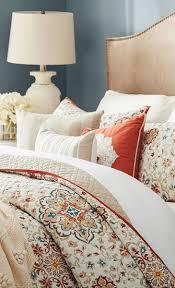 Best 25+ Orange bedding ideas on Pinterest | Blue bedding, Blue ...